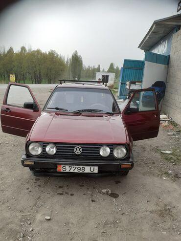 Транспорт - Михайловка: Volkswagen Golf 1.8 л. 1990