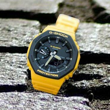 G-SHOCKМодель часов GA-2110___Функции : секундомер, будильник, мировое