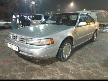 Видеонаблюдение в рассрочку - Кыргызстан: Nissan Maxima 3 л. 1989 | 300 км