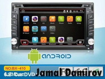 Universal android dvd-monitor. Универсальный android в Bakı