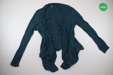 Жіночий подовжений кардиган Eksept, p. L    Довжина: 76 см Ширина плеч