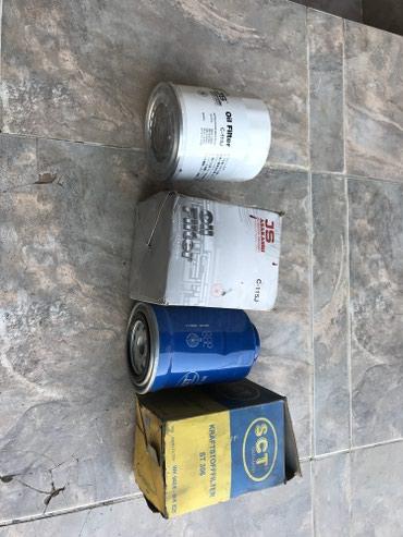 Фильтра топливный и маслянный на Лендкрузер 100 Дизель в Кант