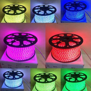 панели для стен пластиковые в Кыргызстан: Светодиодные освещения •RGB ленты•Лампочки с гарантиями•Плафоны