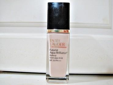 Brilliance bs6 2 mt - Srbija: Estee Lauder Futurist Aqua Brilliance Makeup30ml, ostalo 25ml, kod