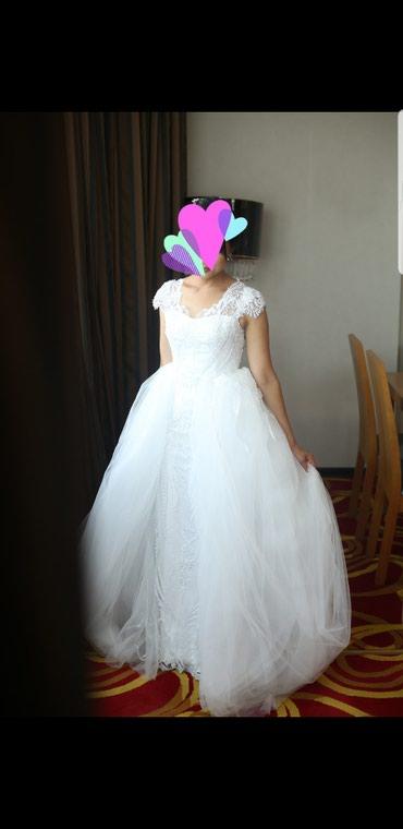 Свадебное платье трансформер, цена в Бишкек