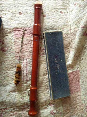 Продаю флейту деревянную, немецкую. в Бишкек