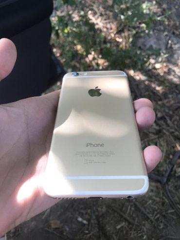Iphone 6/16 gold для тех кто хочет реально хороший телефон в Бишкек