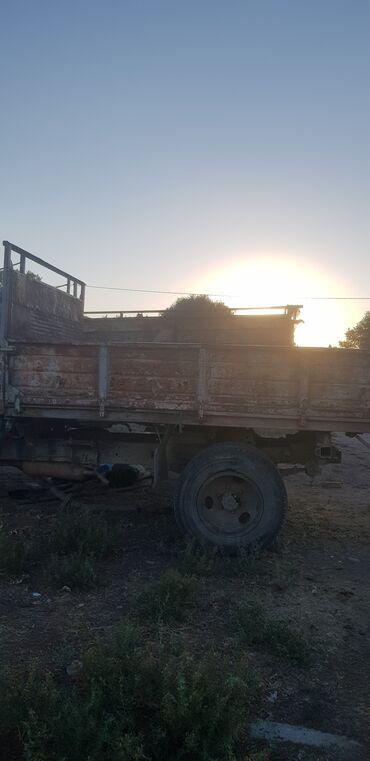 Транспорт - Сретенка: Кузов газ53