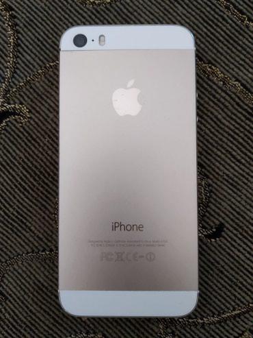 Продаю iphone 5s 16gb gold, состояние отличное, носили бережно в Бишкек