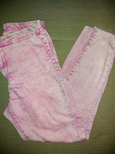 Pantalone berska - Srbija: Prodajem preudobne Bershka pantalone. Bez oštećenja i tragova nošenja