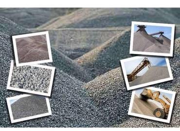 Отсев щебень песок гравий чернозем  зил доставка 7-8тонн: песок (васил