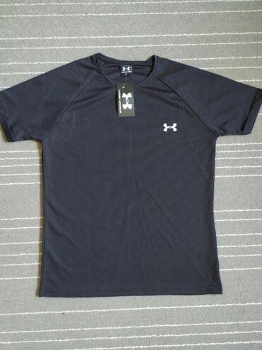 Новая мужская футболка Under Armour. С этикеткой. Размер М (46-48)