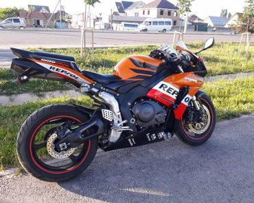 Продаю: Honda CBR1000RR FireBlade  в Кок-Ой