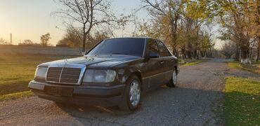 w124 бишкек in Кыргызстан | УНАА ТЕТИКТЕРИ: Mercedes-Benz W124 2.2 л. 1992