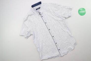Чоловіча сорочка в цяточку Fors&time, р. XL   Довжина: 70 см Ширин