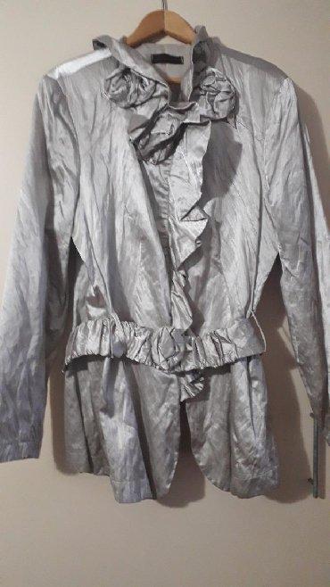 Majica-svecana - Srbija: Svecana jakna kupljena u Nemackoj nova 42 vel
