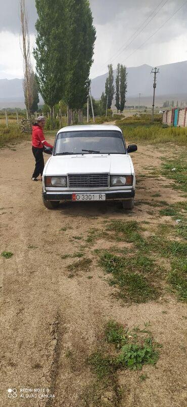 Автомобили - Чок-Тал: ВАЗ (ЛАДА) 2107 1.5 л. 1998 | 77085 км