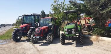 - Azərbaycan: Traktorlarin