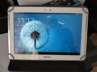 Продаю планшет Samsung Tab 2( P5110). 10 дюймов в Бишкек