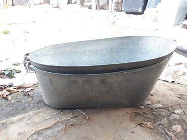 Ванна детская 50 л , оцинкованная , в Бишкек