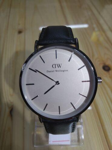 Chasy daniel wellington classic - Кыргызстан: Черные Мужские Наручные часы Daniel Wellington