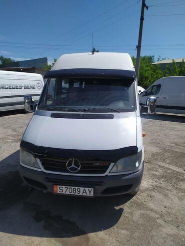 мерседес-190-дизель-купить в Кыргызстан: Mercedes-Benz Sprinter 2.7 л. 2005