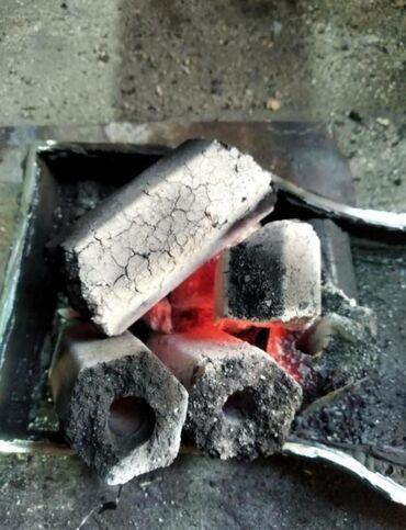 Дом и сад в Кыргызстан: Уголь для барбекю и шашлыка. В брикетах, бездомное топливо для