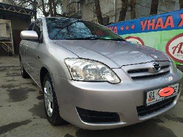 тойота королла бишкек цена в Ак-Джол: Toyota Allex 1.5 л. 2004 | 159000 км