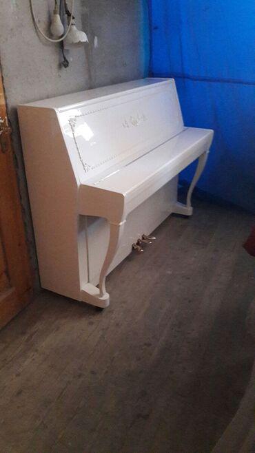qala konstruktorları - Azərbaycan: Pianino Rusya stehsalı. Əla vəziyyədədi. Cadırılma və köklənmə