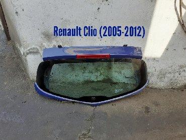 оригинальные запчасти renault - Azərbaycan: Renault Clio Baqaj Şüşəsi
