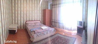 1 комнатные посуточные квартиры в центре. чуй\гоголя. 1 комнатная 800- в Бишкек
