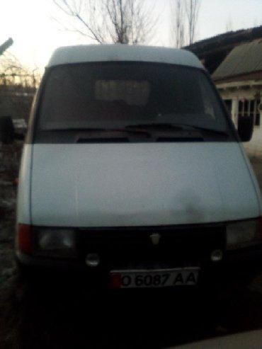газель бизнес в Кыргызстан: ГАЗ GAZel 2705 1996