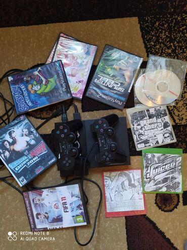 диски шкода 16 в Кыргызстан: В хорошем состоянии,читает все диски