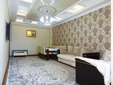 Продажа квартир - 4 комнаты - Бишкек: Продается квартира: Элитка, Моссовет, 4 комнаты, 116 кв. м