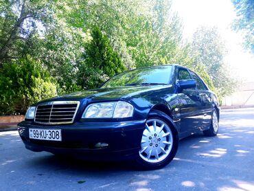 Mercedes-Benz Ağcabədida: Mercedes-Benz C-Class 1.8 l. 1999 | 10000 km
