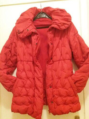 Kvalitetna zimska jakna Beba kids br. 12. - Lepa, topla, duža zimska