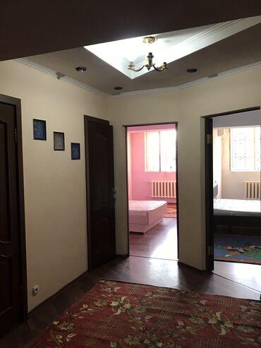Сдается квартира: 3 комнаты, 83 кв. м, Бишкек