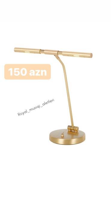 Bakı şəhərində Piano uchun lamp