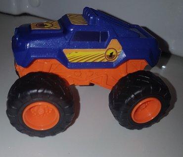 Mattel hot wheels auto sa velikim tockovima za mcdonald's - Beograd