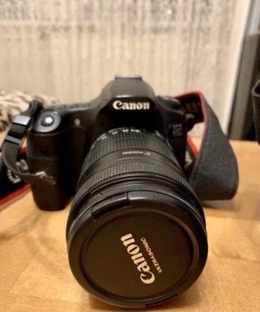 Bakı şəhərində Canon EOS 60D+24-105mm obyektiv. Ela veziyyetdedir. Probegi azdi.