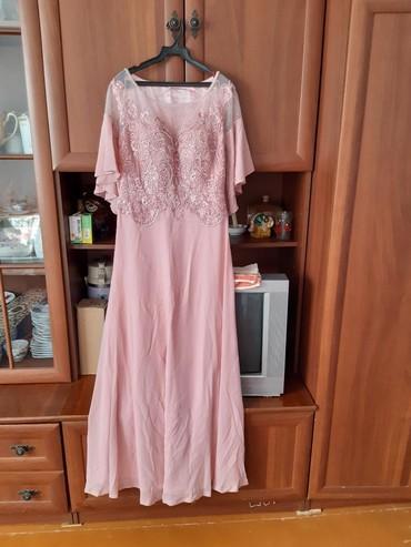 Женская одежда - Красная Речка: Продаю платье одевала один раз новое размер на 46-48 -50 торг или меня