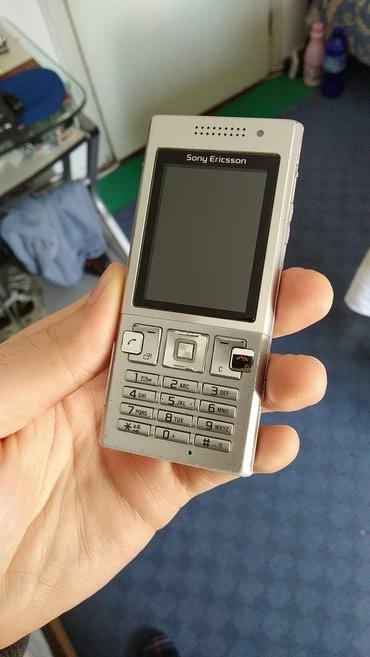 Sony Ericsson T700 - Belgrade