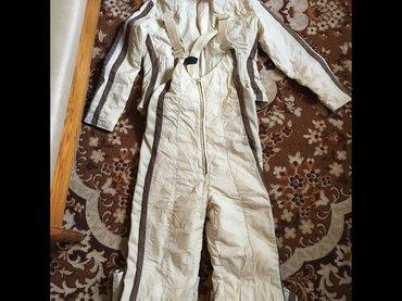 Продаю лыжный костюм ,комбинезон+куртка ,производство США ,размер в Бишкек