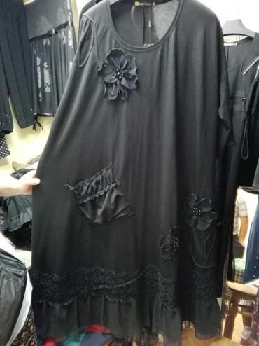 Красивое платье больших размеров от 56 по 70размеры по 2500 сом в Бишкек