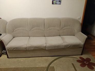 Продаю 2 дивана комплект. 12000 сом. в Бишкек