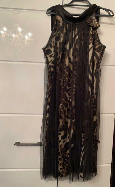 вечернее леопардовое платье в Кыргызстан: Продается леопардовое платье в хорошем состоянии.  Производство: Турци