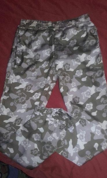 Pantalonice od satena new marines,velicina xs-s,nove ne korišćene, - Crvenka