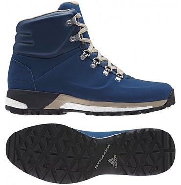 Ботинки трекинговые adidas S80796 TERREX PATHMAKER CW Цвет: синий, в Бишкек