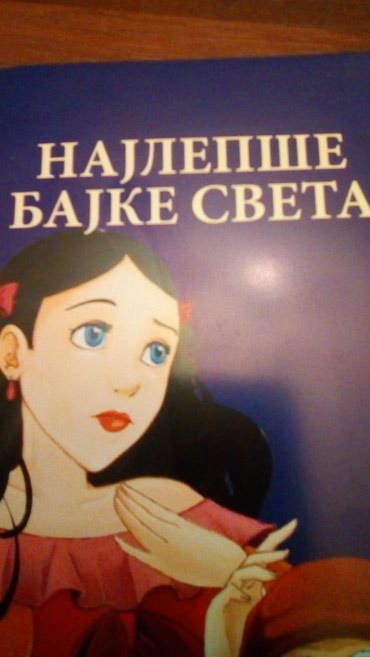 Decija mini knjiga najlepse bajke sveta - Belgrade