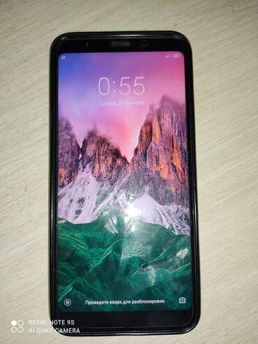 сенсорная плита бош в Кыргызстан: Б/у Xiaomi Redmi 5 Plus 32 ГБ Черный
